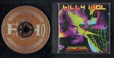 ▓MITA▓ CD Billy Idol - Cyberpunk - Usado - En Perfecto Estado
