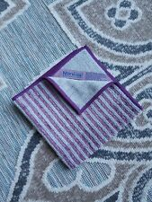 Norwex Body and Face Cloth NEW Product! - purple/graphite Stripes 1 piece