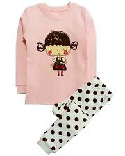 Giraffe Kids Snug Fit 100/% Cotton Girls Boys Pyjama Set Sleepsuit Bodysuit 3-5y