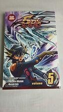 yugioh zexal manga comic book volume 5 mint, no cards inside * FREE SHIPPING *
