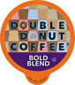 Double Donut Bold Roast Coffee K-Cups For Keurig Brewer Single Serve Cups 80 ct