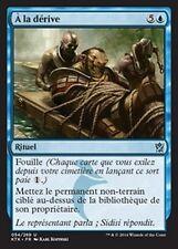 MTG Magic KTK - (4x) Set Adrift/A la dérive, French/VF