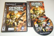 Tom Clancy's Ghost Recon 2 COMPLETE GAME for your Playstation 2 PS2 system VG