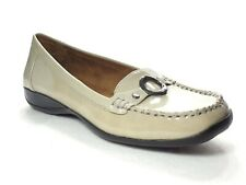 New! Naturalizer Natural Soul 10 M 'Cadby' Gray / Beige Loafers, Unboxed Shoes