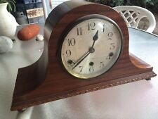 1920s ANTIQUE FRENCH MANTLE CLOCK BY FONTENOY PROFESSIONALLY RESTORED
