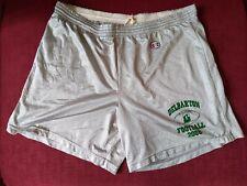 Champion 1990s Vintage  Extra Large Shorts USA Grey Original Retro