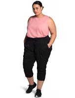 The North Face Women's Aphrodite Capri Plus - TNF Black - Plus Sizes 1X/2X/3X