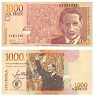 Colombia 1000 Pesos 2015 P-456r Banknotes UNC