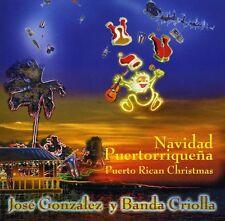 José González, Jose - Navidad Puertorriquena [New CD]