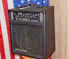 Tube Works 7050 Mos Valve Hi-bird TUBE Guitar amplifier by Genz Benz