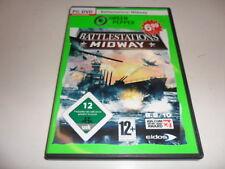 PC  Battlestations Midway [Green Pepper] USK-Einstufung: USK ab 12 freigegeben
