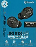 #763 JLab Audio JBuds Air True Wireless Signature Bluetooth Earbuds unused