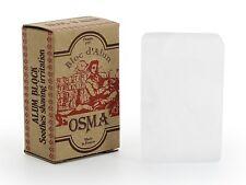 Bloque Osma Alaun-Block 75g Piedra de Alumbre Silencio Sangre Desodorante 100%