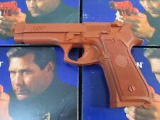 Asp Red Training Firearm Gun Plastic Dummy Pistol Martial Arts Mma Fighting Gear