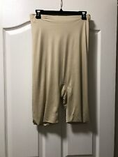 Spanx Plus Size 1X Nude High Waisted Shorts