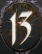 DISNEY WDW CRUELLA De VIL  REFLECTIONS OF EVIL 2013 COUNTDOWN 13 PIN LE 750 NOC