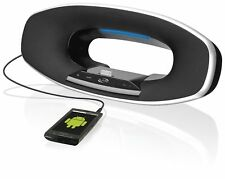 AudioBLUE-iLive Speaker System with iPhone 30-pin Charging Dock