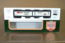 HAG 358 AC SBB CFF SLIDING DOOR GÜTERWAGEN HABILS VY POST SWITCHER WAGON MIB nc