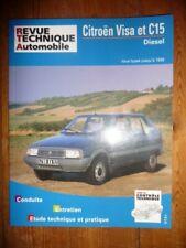 Visa C15 Die Revue Technique Citroen Etat - Destock Occas