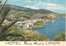 LIPARI - HOTEL ROCCE AZZURRE - V1972