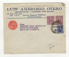 Républica Oriental del Uruguay timbres sur lettre / B5A1
