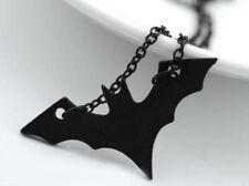 COLLANA CON CIONDOLO PIPISTRELLO NERO - Bat Sweater Long Chain Necklace