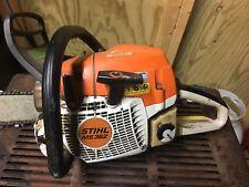 stihl ms 362 chainsaw