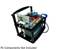 DIYPC Alpha-GT3 Black Acrylic and Aluminum ATX Bench Case Bench Computer Case Mi