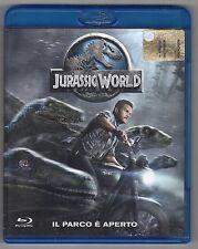 Blu-ray JURASSIC WORLD Il parco è aperto