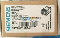 1PC NEW For Siemens Contactor 3RT2017-1BB41