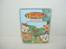 Hurray for Huckle DVD
