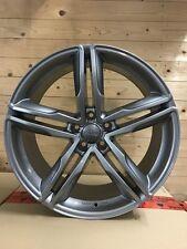 20 Zoll S-Line Optik Alufelgen ET33 für Audi A5 S5 Sportback Coupe S Q5 A6 4G A7