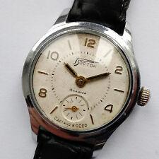 Wostok Uran style Mini-watches Mechanical 15 jewels wristwatch SU, USSR 1980s