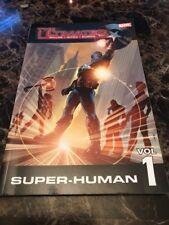 The Ultimates: Vol. 1: Super-Human by Marvel Comics (Paperback, 2002)