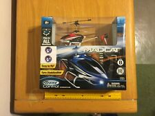 Estes Madcat Helicopter remote control NIB, red