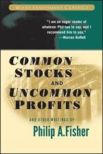 Common Stocks and Uncommon Profits and Other Writings (Paperback or Softback)