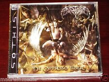 Sothis: De Oppresso Liber CD 2008 Candlelight USA Records CDL376CD NEW