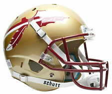 FLORIDA STATE SEMINOLES Schutt AiR XP Full-Size REPLICA Football Helmet FSU