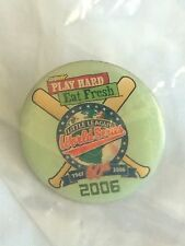 Little League World Series Pin 2006 Subway Sponsor Pin 60th Anniversary