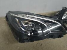 MERCEDES BENZ W207 E-CLASS COUPE CLK-CLASS FULL LED ONE HEADLIGHTS SET OEM