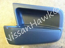 NEW OEM 2005-2015 NISSAN XTERRA LEFT REAR BUMPER STEP ONLY - NO PAD