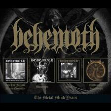 BEHEMOTH - THE METAL MIND YEARS (4CD BOX)  4 CD NEU