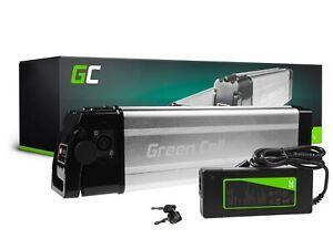 Batterie Vélo Electrique 36V 11Ah Li-Ion E-Bike Silverfish avec Chargeur