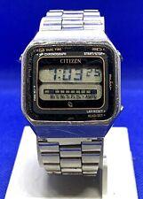 Reloj Citizen Digital Ref 41-0411 vintage japan