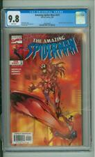 Amazing Spider-Man #431 CGC 9.8 Carnage & Silver Surfer App 1998