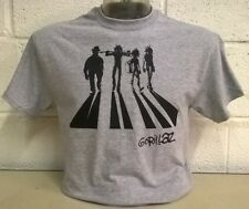 Gorillaz 'GREY' T-shirt