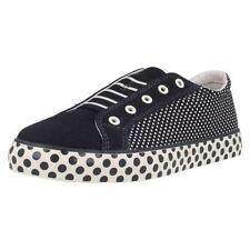 Chaussures à lacets en toile pour fille de 2 à 16 ans