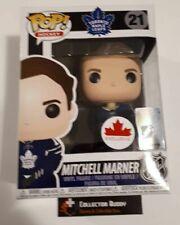 Funko Pop! NHL 21 Mitchell Marner Home Jersey Canada Exclusive Pop Vinyl Mitch