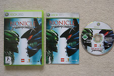 Bionicle Heroes  Xbox 360 Game - 1st Class FREE UK POSTAGE