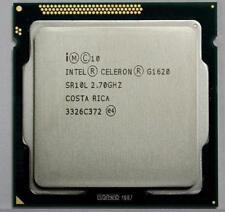 SR10L Intel Celeron Dual-Core G1620 2.70GHz 2 Core LGA 1155 ONLY CPU Processor